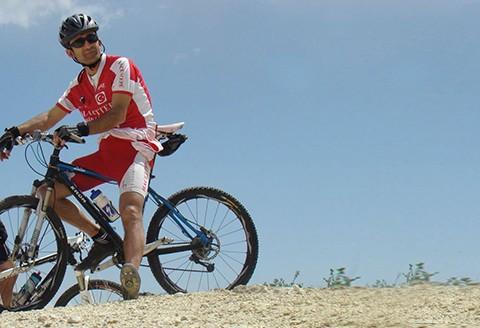 Bisiklet Antrenörümüze Başarılar